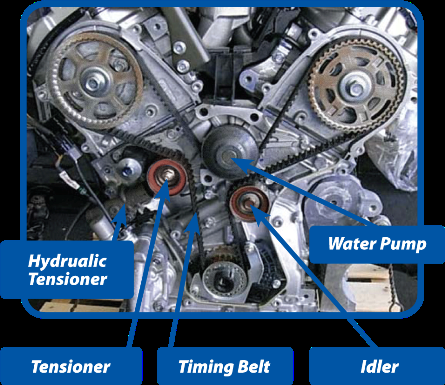 Timing Belt Replacement | Olmsted Auto Care | Olmsted Falls OhioOlmsted Auto Care